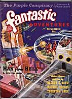 Fantastic Adventures Nov '39 featuring The…