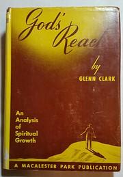 God's reach af Glenn Clark