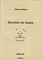 Souvenirs de guerre 1942-44 by Etienne…