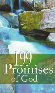 199 Promises of God (Value Books) af Barbour…