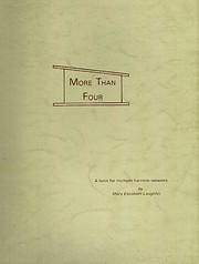 More than four : a book for multiple harness…
