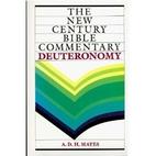 Deuteronomy by A. D. H. Mayes