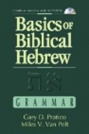 Basics of Biblical Hebrew Grammar –…