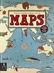 Maps – tekijä: Aleksandra Mizielinska