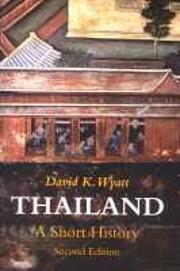 Thailand : a short history de David K. Wyatt