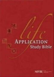 Life Application Study Bible, NIV de Tyndale