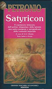 Satyricon. Testo latino a fronte av Petronio…