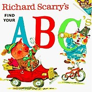 Richard Scarry's Find Your ABC'S…