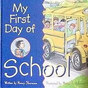 My First Day of School von Nancy Skarmeas