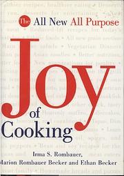 Joy of Cooking av Irma Rombauer