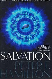 Salvation – tekijä: Peter F. Hamilton