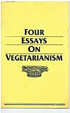 Four Essays on Vegetarianism by Nityananda…