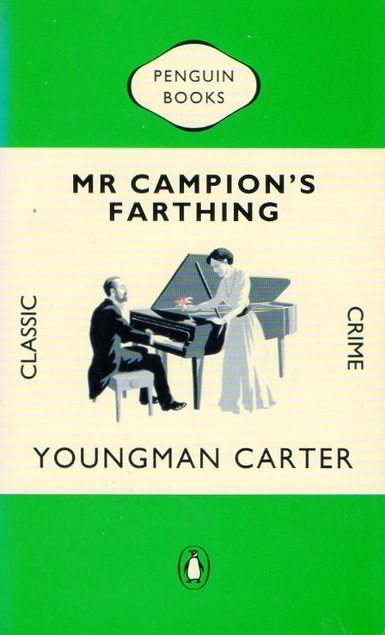 Mr Campion's Farthing cover