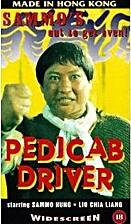 Pedicab Driver (VHS) by Sammo Hung
