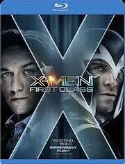 X-Men. First class