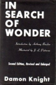In Search of Wonder: Essays on Modern…