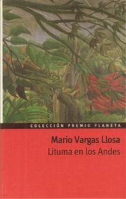 Lituma en los Andes de Mario Vargas Llosa