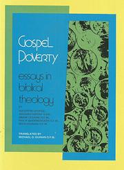Gospel poverty : essays in biblical theology…