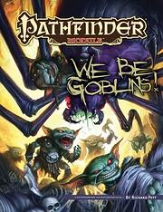 We Be Goblins de Richard Pett