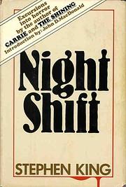 Night Shift von Stephen King