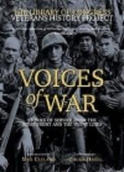 Voices of War de Tom Weiner
