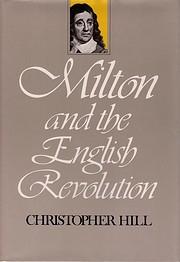 Milton and the English Revolution –…