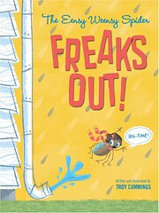 The Eensy Weensy Spider Freaks Out!…