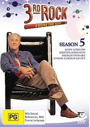 3rd Rock From The Sun - The Complete Season…
