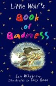 Little Wolf's Book of Badness – tekijä:…