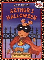 arthur's halloween por Marc Brown