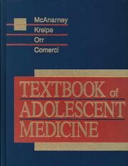Textbook of Adolescent Medicine av Elizabeth…