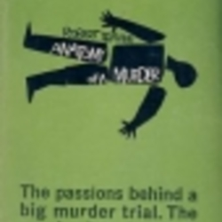 Anatomy of a murder by robert traver