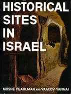 Historical sites in Israel by Moshe Pearlman
