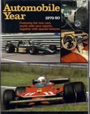Automobile Year, 1979-1980 No. 27 af Tim…