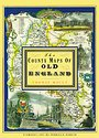 The County Maps of Old England - Thomas Moule