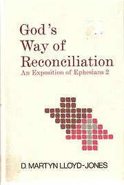 God's Way of Reconciliation: Studies in…