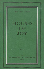 Houses of joy by Sinclair Beiles