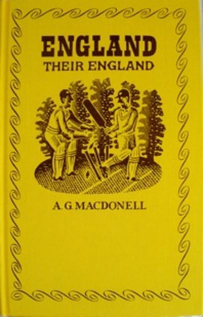 England Their England cover