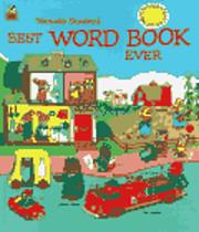 Richard Scarry's Best Word Book Ever (Golden…