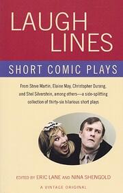 Laugh lines : short comic plays por Eric…