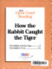 How the rabbit caught the tiger (Open Court…