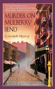 Murder on Mulberry Bend af Victoria Thompson