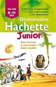Dictionnaire Hachette Junior de _n/a_