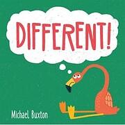 Different! de Michael Buxton