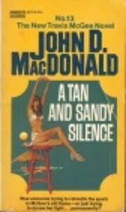 A Tan and Sandy Silence (Travis McGee…