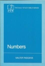 Numbers (OT Daily Study Bible Series) av…