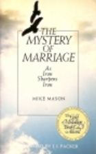 The Mystery of Marriage: As Iron Sharpens…