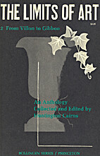 From Villon to Gibbon by Huntington Cairns