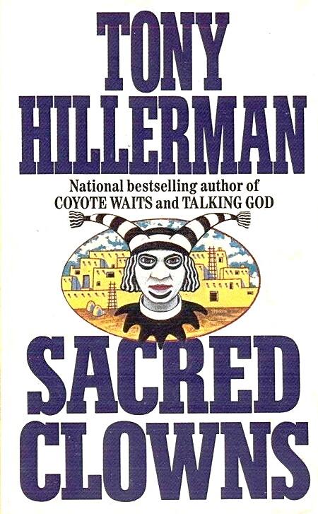 Sacred Clowns - Tony Hillerman