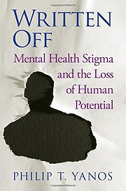 Written Off: Mental Health Stigma and the…